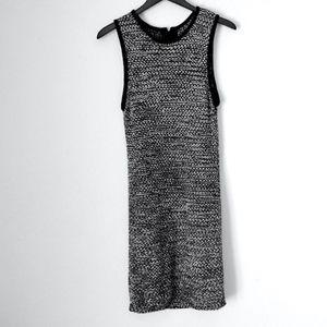 Alice & Olivia Wool Blend Knee Length Dress